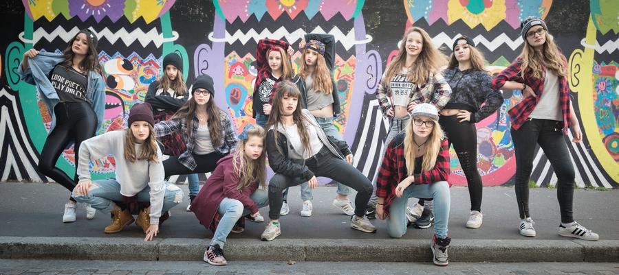 video dance program fevrier 2016