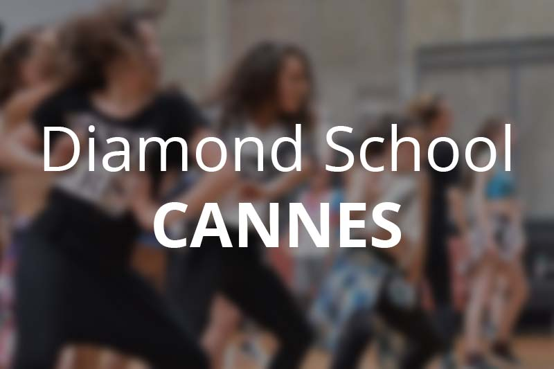 STAGE DE DANSE DIAMOND SCHOOL - CANNES