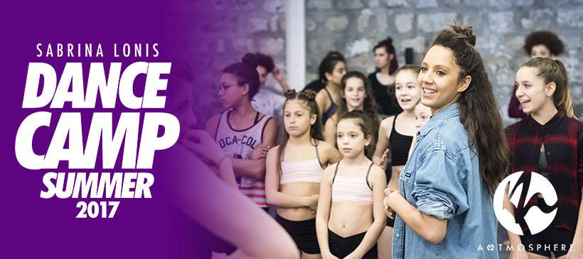 sabrina lonis summer dance camp stage de danse intensif haut niveau sur audition a l'américaine lyrical contemporary jazz moderne jazz contemporain stage d'été danse