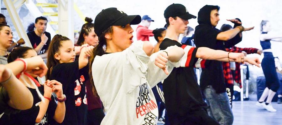sabrina lonis stage danse