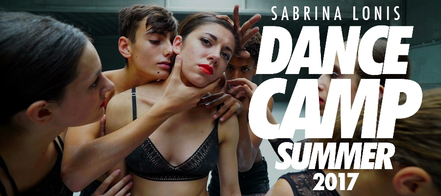cours de danse stage été dance camp sabrina lonis paris
