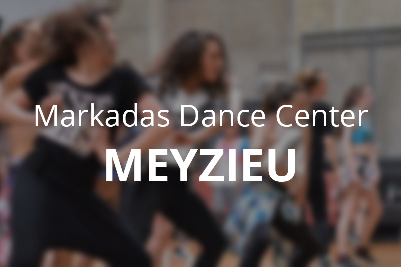 STAGE DE DANSE LYON – MARKADAS DANCE CENTER