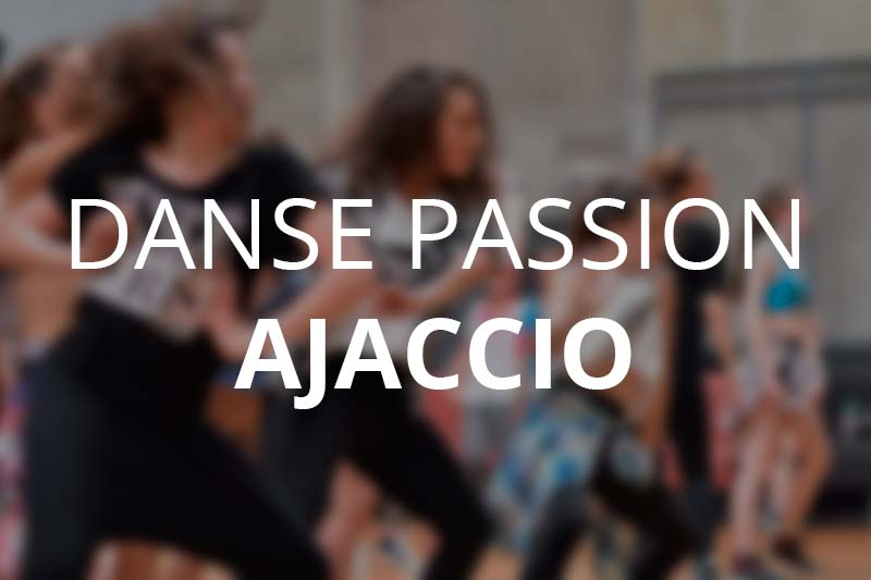 STAGE DE DANSE AJACCIO – DANSE PASSION