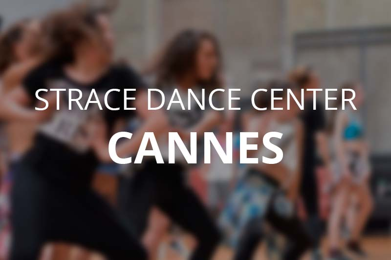 STAGE DE DANSE CANNES – STRACE DANCE CENTER