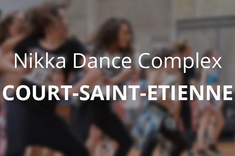 STAGE DE DANSE COURT-SAINT-ETIENNE – NIKKA DANCE COMPLEX