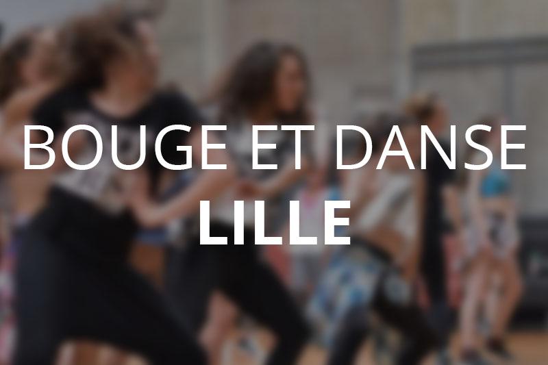 STAGE DE DANSE LILLE - BOUGE ET DANSE