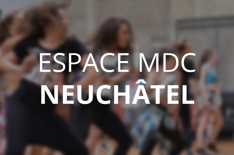 STAGE DE DANSE NEUCHATEL - ESPACE MDC